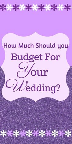 Everything you need to know about deciding your wedding budget, how to prioritise your spending, how to save money on your wedding and when it's ok to completely blow the budget!