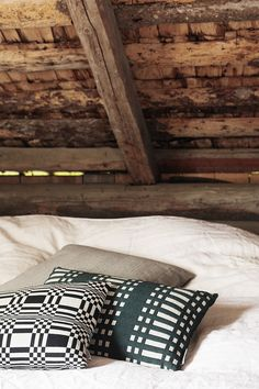 BEAUTIFUL WOVEN TEXTILES FROM FINLAND | THE STYLE FILES