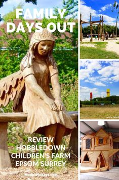 Review Hobbledown Children's Farm Epsom Surrey Days Out With Kids, Family Days Out, Family Adventure, Adventure Travel, Travel With Kids, Family Travel, Soft Play Area, Ireland With Kids, Kids Attractions