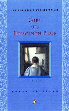 Girl in Hyacinth Blue by Susan Vreeland: