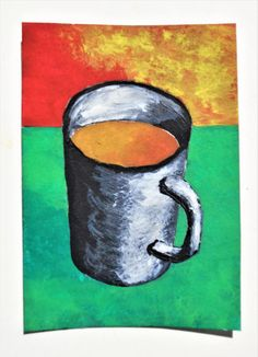 The Morning Cup of Coffee 238 ARTIST TRADING CARDS