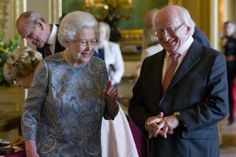 Video: This behind-the-scenes skit of Michael D's state visit to Britain is absolutely hilarious