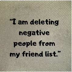 Life Quotes on removing negative people from Life - Trend Deleted Quotes 2019 Negative People Quotes, Positive Quotes, World Quotes, Life Quotes, Fb Quote, Qoute, Facebook Status Quotes, Delete Quotes, Peace Quotes