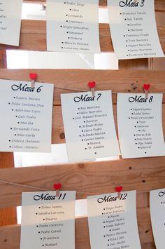 Ideias simples e criativas para criar o vosso seating plan!   #casamento #inspiração #ideias #seatingplan #tema #criatividade #copodeágua #convidados #casamentospt Seating Plans, How To Plan, The Originals, Altar, Portugal, Wedding, Wedding Favor Crafts, Personalised Wedding Invitations, Hipster Bride