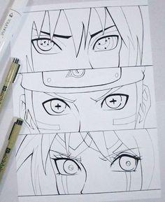 - арты anime naruto, manga drawing и naruto sk