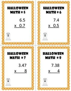 common core math task cards 5th grade decimal computation 5 nbt b 7 fired up in fifth. Black Bedroom Furniture Sets. Home Design Ideas