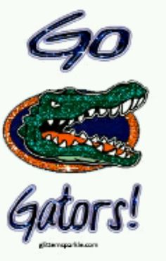 Gator Girl!!  Chomp Chomp baby!! Gator Football, Florida Gators Football, Florida Athletics, University Of Florida Football, Luke Bryan, Buckeyes, Shirt Ideas, Tigers, Favorite Things