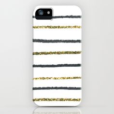 No seriously, buy this for me. Golden Black iPhone Case by Social Proper - $35.00