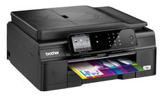 Brother MFC-J870DW A4 Colour Inkjet Wireless Multifunction Printer (Print/Scan/Copy/Fax) - http://www.computerlaptoprepairsyork.co.uk/printers/brother-mfc-j870dw-a4-colour-inkjet-wireless-multifunction-printer-printscancopyfax