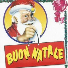learn your christmas carols buon natale lyrics video - Merry Christmas In Italian Translation