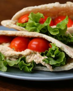 Healthy Meal Prep Chicken Salad Pockets | 72 Insanely Popular Dinners You Have To Try In 2017