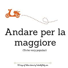 Day 35 of 100 Days of Italian Idioms by instantlyitaly.com
