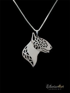 "BELGIAN SHEPHERD DOG PENDANT NECKLACE WITH 18/"" SILVER NECKLACE FREE GIFT BAG"