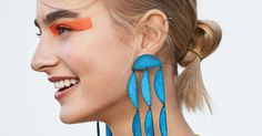 16 Big Earrings for When It's Too Hot for Fashion