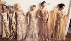 Mannequins for Bergdorf Goodman Holiday 2012 Windows Mannequin Display, Mannequin Heads, Store Mannequins, Vintage Mannequin, Bridesmaid Dresses, Wedding Dresses, Bergdorf Goodman, Dress Form, Vintage Designs