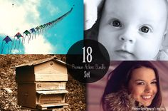 Sale 18 Premium Photoshop Actions for Beautiful by ONESMFA on Etsy, $18.00