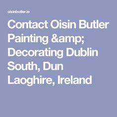 MOLD / MILDEW - Contact Oisin Butler Painting & Decorating Dublin South, Dun Laoghire, Ireland