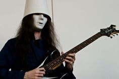 It's not too late to buy your ticket to Buckethead who will be performing at the Blue Note on April 18.