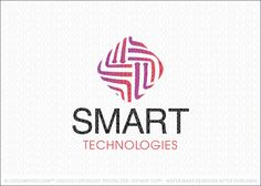 Logo for sale: Modern, bold and abstract design representing the technology sector.