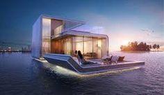Billedresultat for huse ved vandet