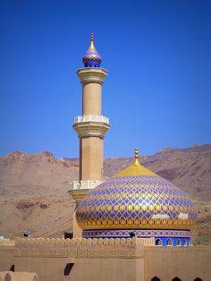 Nizwa, Oman. One of my fav stops in Oman..