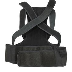 The Natural Posture Front View Full Back Brace