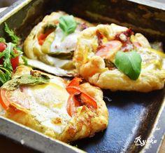 Pasja tworzenia: pieczone jaja w cieście francuskim