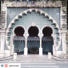 This just makes us want to pick up and head to #India-- please join us! #Repost @aptmoda love the design inspo!  Puri India | Blue crush moment from my friends on the other side of the global. Wishing wholeheartedly to be there.  #archidaily #texture #dspattern #colorventures #travelgram #indiagram #designlover #tileaddiction #tiles #archway #architecture #exteriors #thatdarling #thehappynow #blues #colorcush #whpfilltheframe #whptexture #whpgeometry #fromwhereistand #puri by ventours
