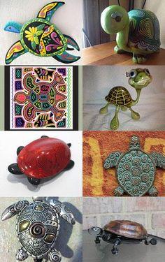 Turtles Turtles Turtles: