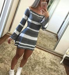 Swans Style is the top online fashion store for women. Shop sexy club dresses, jeans, shoes, bodysuits, skirts and more. Sexy Dresses, Cute Dresses, Casual Dresses, Short Dresses, Fashion Dresses, Classy Outfits, Trendy Outfits, Dress With Sneakers, Latest Outfits