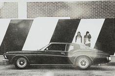 Cette série de clichés réalisée pour le groupe de rock déjanté Io Echo est signée du photographe britannique Eliot Lee Hazel travaillant en Californie.