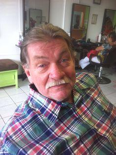 Chuck, un amigo de Texas y Veterano de Vietnam. 2014...