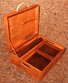 mens organizer box - DIY