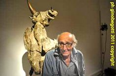 """Nag Arnoldi, the renowned Swiss Sculptor, whose work, """"Stallone"""" is the centerpiece of the cover of my book, """"WHOA! Are They Glad You're in Their Lives?"""" See """"Captivating Words"""" for my poem dedicated to Nag, one dear, gifted man. Old Men, My Books, Art Pieces, Lion Sculpture, Statue, Poem, Centerpiece, Music, People"""