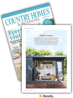 Suggestion about Country Homes & Interiors Jul 2018 page 92 Country House Interior, Country Homes, Interiors, Life, Country Cottages, Decoration Home, Decor, Country Houses, Deco