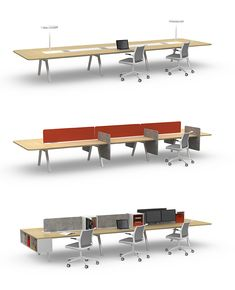 As business changes, so can Tonic. Open Office Design, Open Space Office, Corporate Office Design, Office Workspace, Office Furniture Design, Office Interior Design, Office Interiors, Startup Office, Office Workstations