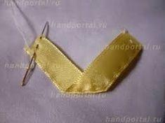 Resultado de imagen para вышивка лентами