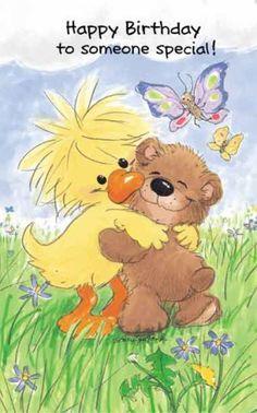 duck N teddy