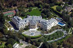 Petra Ecclestone purchased Aaron Spelling's Bel Air 123 room mansion.