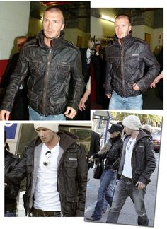 David looks cool in Superdry Clothing! Check out Men's Superdry Jackets here