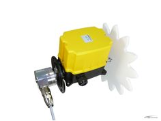 B-COMMAND Getriebeendschalter FRM, Ritzel, Absolut-Drehgeber  B-COMMAND Rotary Limit Switch FRM, pinion gear, absolute encoder