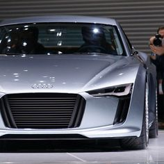 Audi....one day when i'm rich and famous lol