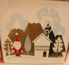 print & pattern: M xmas 2011