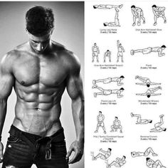 ABS workout through force! You can see on above a pics, and save it ! Related posts:Butt workoutThe Perfect Beginner's Bodybuilding Programcorrect position with squatsRead More → Fitness Workouts, Fitness Hacks, Fitness Motivation, Abs Workout Routines, Gym Workout Tips, Planet Fitness Workout, Muscle Fitness, Workout Challenge, Fun Workouts