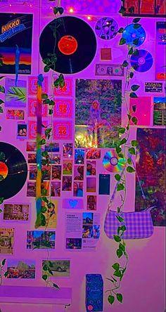 Indie Room Decor, Indie Bedroom, Cute Room Decor, Aesthetic Room Decor, Hipster Bedroom Decor, Aesthetic Indie, Aesthetic Vintage, Retro Room, Vintage Room
