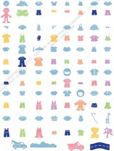 Made with Cricut Everyday Paper Dolls | Cards I Made ...  |Everyday Paper Dolls Pattern