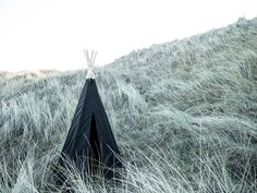 Gray Label AW15 Tied to the sea #Kids #Tipi #Tent #Black #Cream #Autumn #Winter #Organic #New #GrayLabel