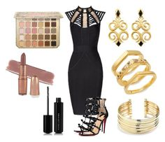 """Sin título #464"" by pamela-m-z on Polyvore featuring moda, Posh Girl, Christian Louboutin, Belk Silverworks, Elizabeth and James y Marc Jacobs"