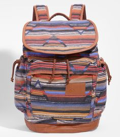 FredFlare.com - Volcom Day Dreamin Canvas Backpack
