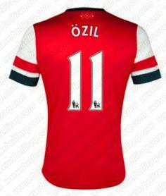 Acheter Maillot Arsenal Ozil Domicile Discount